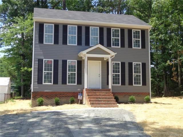14130 Pine Street, Chester, VA 23831 (MLS #2116794) :: The RVA Group Realty