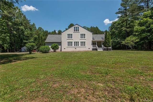 3870 Little Fighting Creek Road, Powhatan, VA 23139 (MLS #2116805) :: Treehouse Realty VA