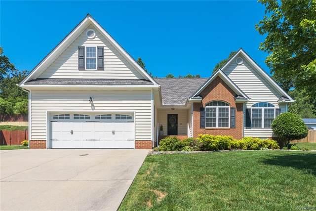 11616 Hillside Road, Chester, VA 23831 (MLS #2116808) :: Treehouse Realty VA