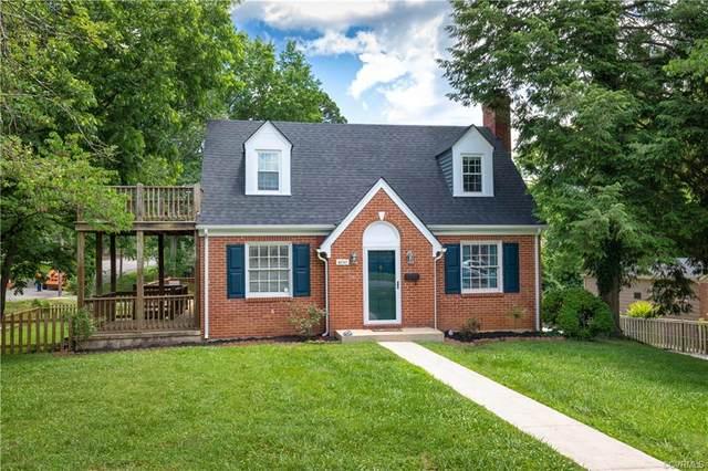 400 Fourth Avenue, Farmville, VA 23901 (MLS #2116838) :: Treehouse Realty VA