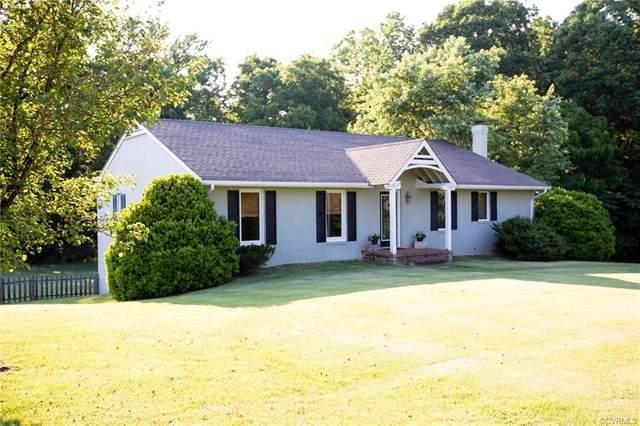 163 E Locket Creek Boulevard, Pamplin, VA 23958 (MLS #2116850) :: Village Concepts Realty Group