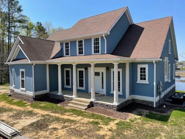 254 Echo Point Lane, Lancaster, VA 22503 (MLS #2116881) :: Village Concepts Realty Group
