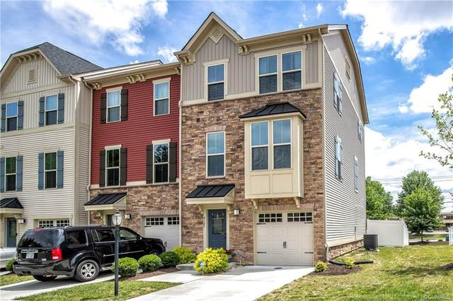 4107 New Hermitage Drive Aa, Henrico, VA 23228 (MLS #2116893) :: Village Concepts Realty Group