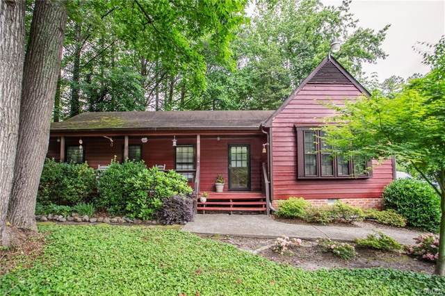 1618 Treewood Lane, North Chesterfield, VA 23235 (MLS #2116896) :: Village Concepts Realty Group