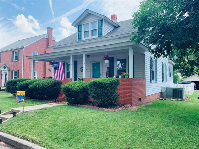 1515 Lee Street, West Point, VA 23181 (MLS #2116913) :: Village Concepts Realty Group