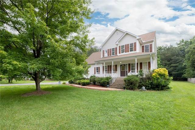 619 Greyshire Drive, Chester, VA 23836 (MLS #2116927) :: The Redux Group
