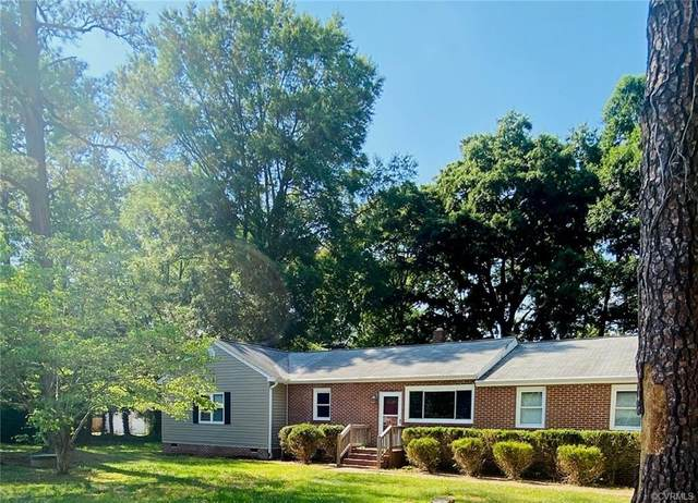 1452 Bartlett Road, Henrico, VA 23231 (MLS #2116947) :: Village Concepts Realty Group