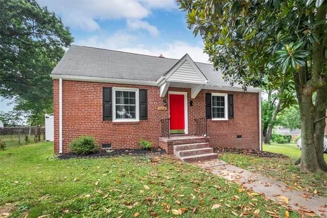 1516 Bowen Street, Richmond, VA 23224 (MLS #2116983) :: The RVA Group Realty