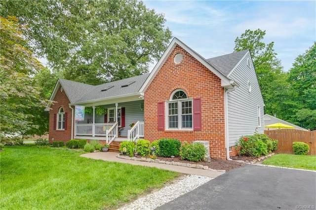 3904 Old Cheshire Drive, Chester, VA 23831 (MLS #2116992) :: Treehouse Realty VA