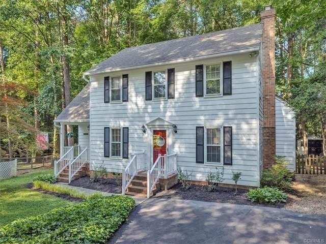 14105 Laurel Trail Place, Midlothian, VA 23112 (MLS #2116994) :: Small & Associates