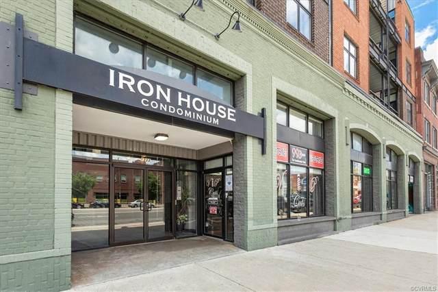 1333 W Broad Street U303, Richmond, VA 23220 (MLS #2116998) :: The Redux Group