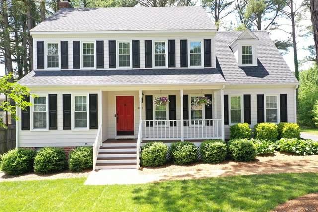 10413 Kings Grant Drive, Richmond, VA 23233 (MLS #2117008) :: Village Concepts Realty Group