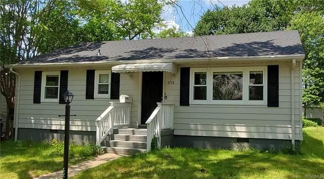 1716 Elmsmere Avenue, Richmond, VA 23227 (MLS #2117015) :: Treehouse Realty VA