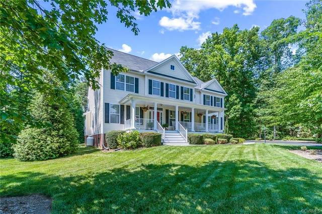 8204 Colemant Terrace, Richmond, VA 23231 (MLS #2117044) :: Village Concepts Realty Group