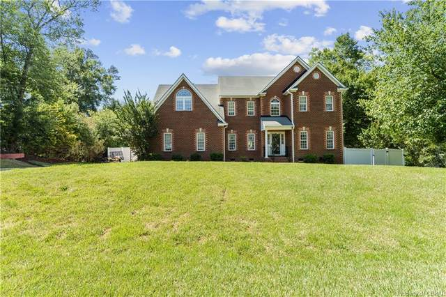 8336 Ryegate Place, Mechanicsville, VA 23111 (MLS #2117051) :: EXIT First Realty