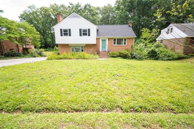 1023 Southam Drive, North Chesterfield, VA 23235 (MLS #2117076) :: Village Concepts Realty Group