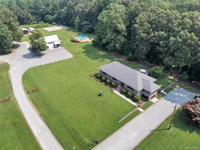 8416 Arnold Road, Mechanicsville, VA 23111 (MLS #2117079) :: Treehouse Realty VA