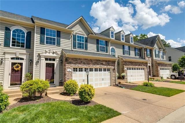 112 Siena Lane, Glen Allen, VA 23059 (MLS #2117082) :: Treehouse Realty VA