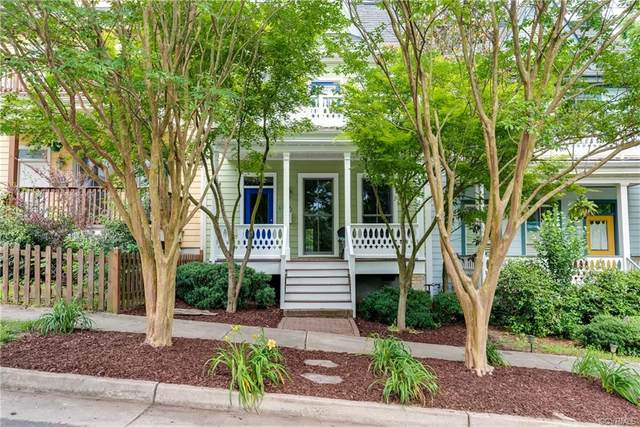 611 1/2 S Cherry Street, Richmond, VA 23220 (MLS #2117088) :: Small & Associates