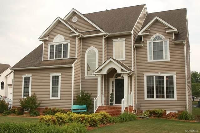 9201 Olde Mill Pond Drive, Glen Allen, VA 23060 (MLS #2117098) :: Village Concepts Realty Group