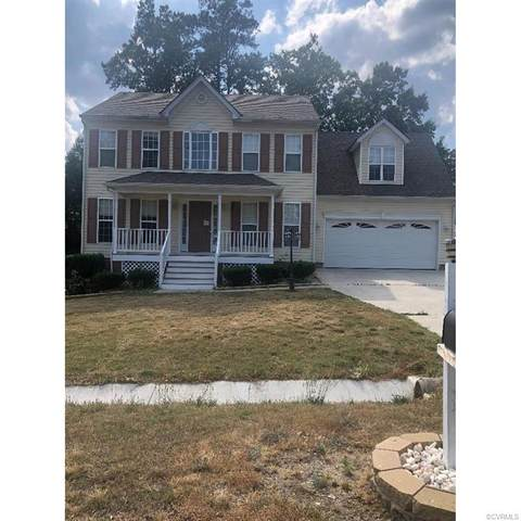 4100 Fallen Pine Court, Chesterfield, VA 23834 (MLS #2117100) :: Village Concepts Realty Group