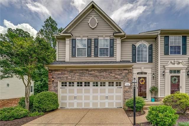 110 Siena Lane, Glen Allen, VA 23059 (MLS #2117105) :: Treehouse Realty VA