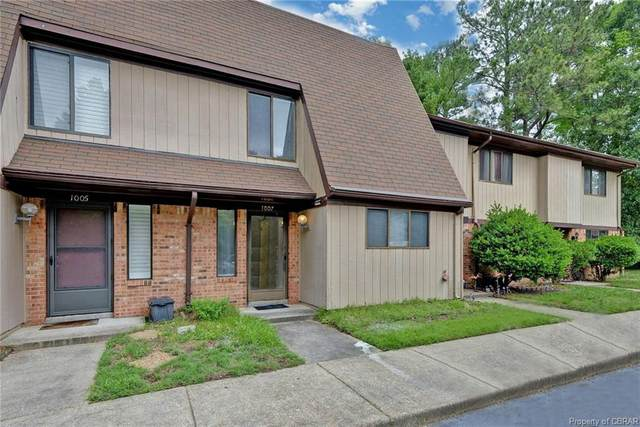 1007 North Green Drive, Newport News, VA 23602 (MLS #2117151) :: Village Concepts Realty Group