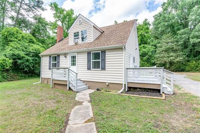 1620 Buckner Street, Henrico, VA 23231 (MLS #2117168) :: The RVA Group Realty