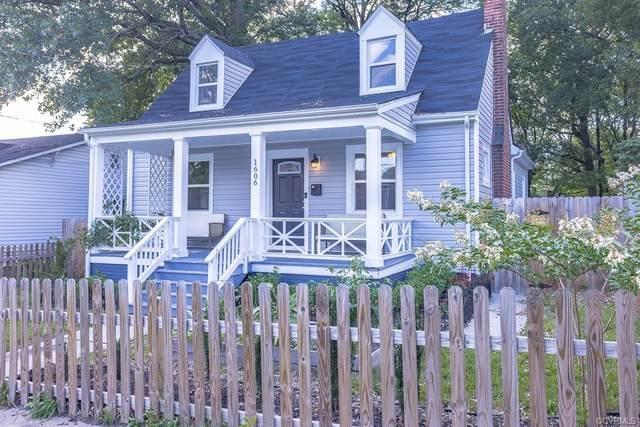 1606 N 21st Street, Richmond, VA 23223 (MLS #2117175) :: Village Concepts Realty Group