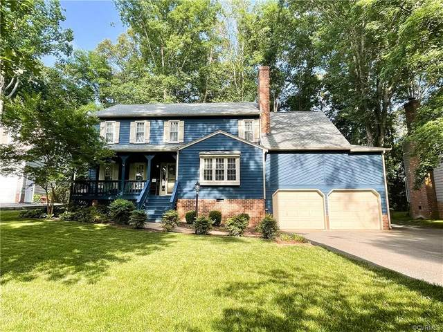14306 Birnam Woods Drive, Midlothian, VA 23112 (MLS #2117203) :: Small & Associates