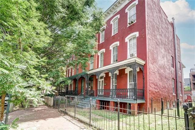 111 W Clay Street, Richmond, VA 23220 (MLS #2117220) :: Small & Associates