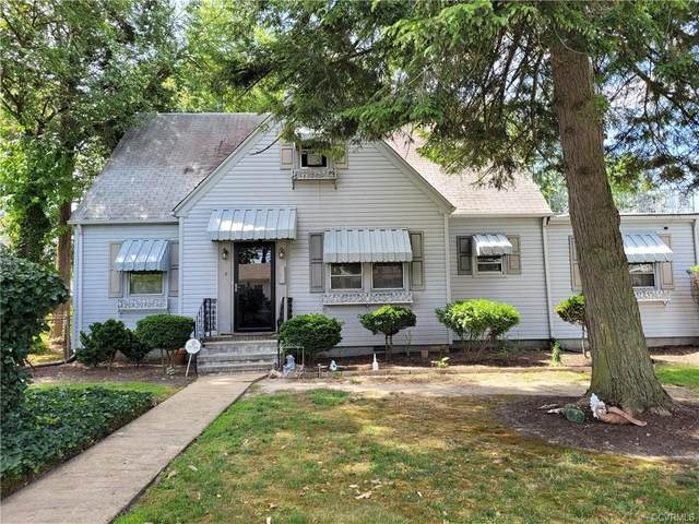 403 Highland Avenue, Chesterfield, VA 23834 (MLS #2117221) :: Village Concepts Realty Group