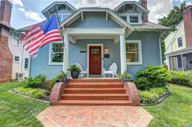 3910 Fauquier Avenue, Richmond, VA 23227 (MLS #2117225) :: Small & Associates