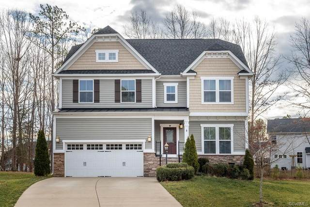 8319 Shady Banks Drive, Chesterfield, VA 23832 (MLS #2117228) :: EXIT First Realty