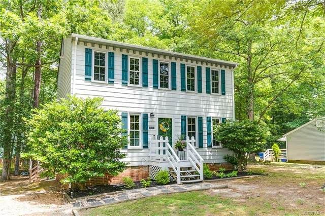 10206 Saint Joan Avenue, North Chesterfield, VA 23236 (MLS #2117236) :: Village Concepts Realty Group