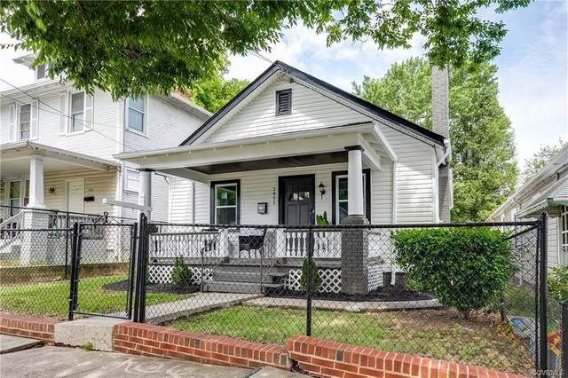 2911 Decatur Street, Richmond, VA 23224 (MLS #2117239) :: The RVA Group Realty