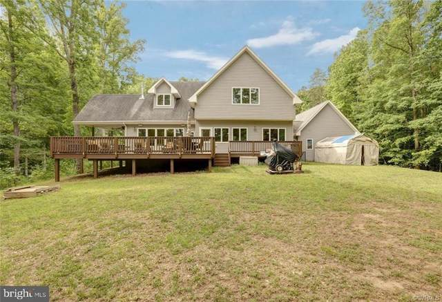 605 Fisher Drive, Mineral, VA 23117 (MLS #2117252) :: The RVA Group Realty