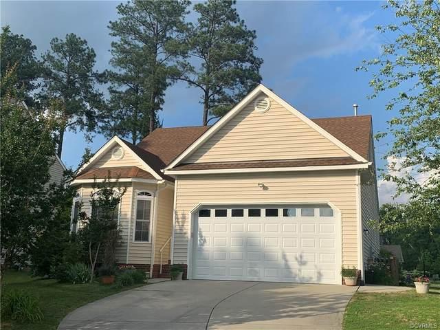 6001 Brilland Meadows Terrace, Glen Allen, VA 23060 (MLS #2117304) :: Village Concepts Realty Group