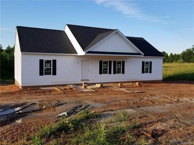 1581 Walnut Hill Road, Blackstone, VA 23824 (MLS #2117305) :: Small & Associates