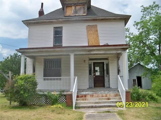416 S Broad Street, Kenbridge, VA 23944 (MLS #2117308) :: Village Concepts Realty Group