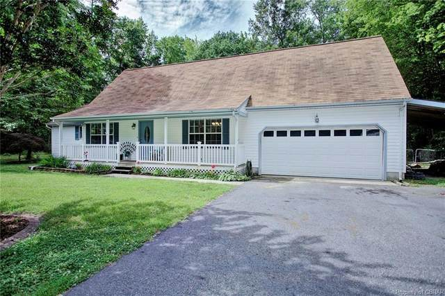 4938 Rosewell Drive, Gloucester, VA 23061 (MLS #2117323) :: Village Concepts Realty Group