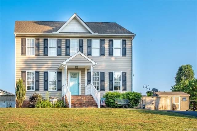 8130 Sweet Dixie Lane, Quinton, VA 23141 (MLS #2117327) :: Village Concepts Realty Group