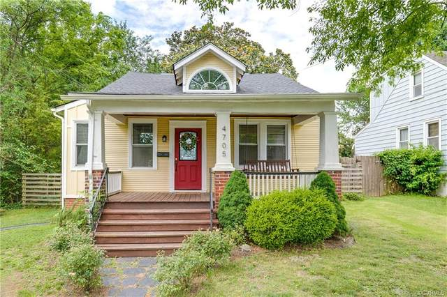 4705 Luray Avenue, Richmond, VA 23231 (MLS #2117332) :: Village Concepts Realty Group