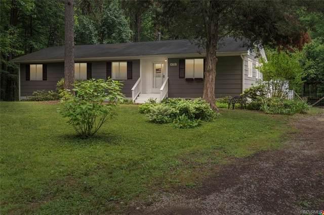 4721 E Grey Fox Road, Goochland, VA 23065 (#2117342) :: The Bell Tower Real Estate Team