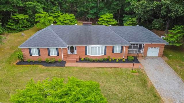 24601 Pear Orchard Road, Moseley, VA 23120 (MLS #2117352) :: EXIT First Realty