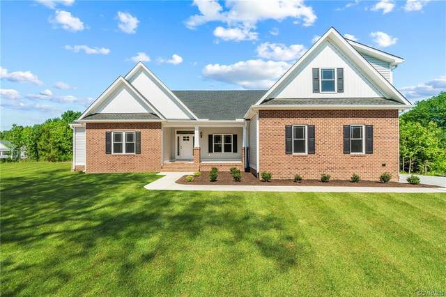 17117 Wedged Stone Drive, Montpelier, VA 23192 (MLS #2117358) :: The RVA Group Realty