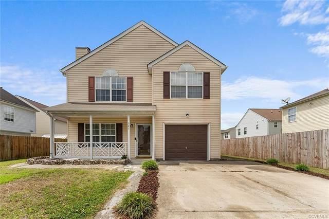327 Bradmere Loop, Newport News, VA 23608 (MLS #2117365) :: Village Concepts Realty Group