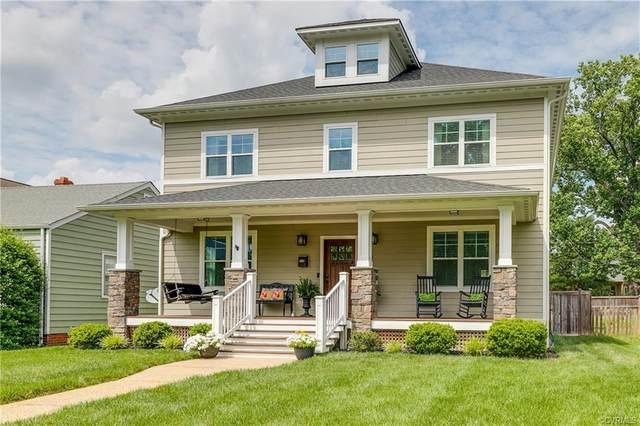 4704 Hanover Avenue, Richmond, VA 23226 (MLS #2117368) :: The RVA Group Realty