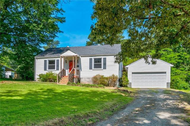 1516 Ethridge Drive, Henrico, VA 23226 (MLS #2117387) :: The RVA Group Realty