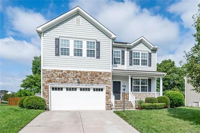 9017 Brevet Lane, Mechanicsville, VA 23116 (#2117388) :: Abbitt Realty Co.